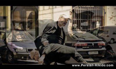 AIKIDO STREET FIGHT 1 - persian aikido