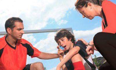 آسم و آلرژی ورزشی