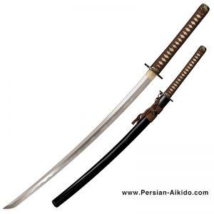 کاتانا ، شمشیر سامورایی ، آی کی دو