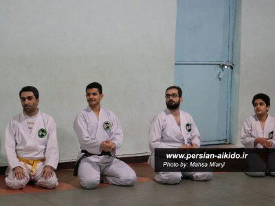 آیکیدو استان گیلان