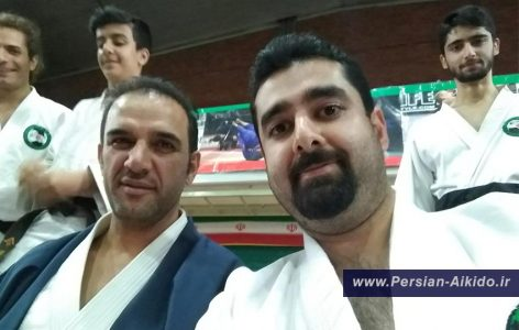 شیهان آق ساقلو و استاد پوررضا