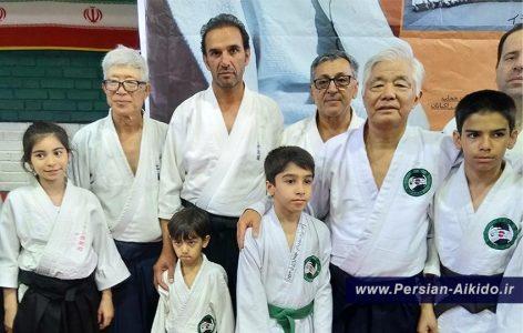 iran aikido