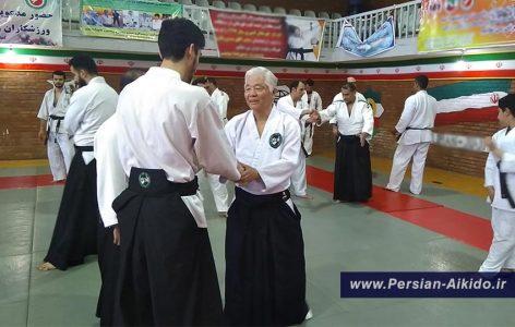 استاد شفارودی شیهان ایشیگاکی