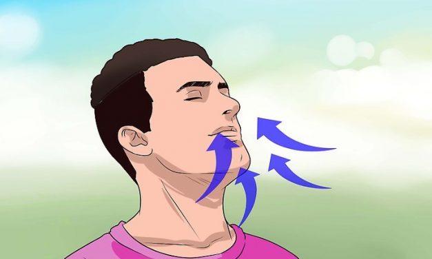تنفس در ورزش